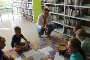 BPMiG Radkow zajecia muzyczne Ania kl II Sc Srednia 07