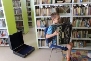 BPMiG Radkow zajecia muzyczne Ania kl II Sc Srednia 14
