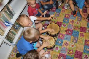 BPMiG Radkow zajecia muzyczne Ania przedszkole Misie Sc Srednia 09