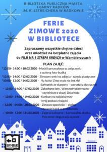 BPMiG Radkow ferie w Wambierzycach2020